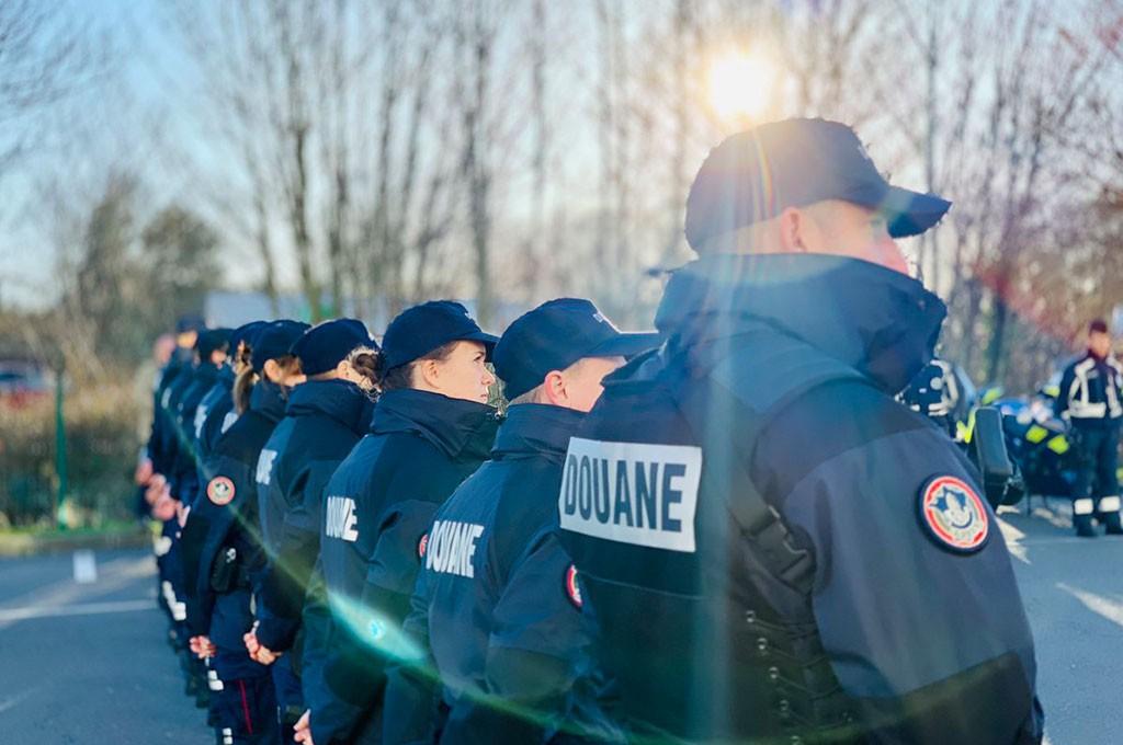 Bilan de la Douane française en 2018