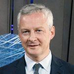 , Bruno Le Maire, ministre français de l'Économie