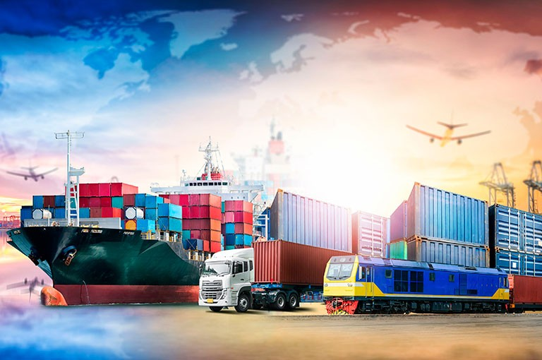 Exportateur transport commerce international