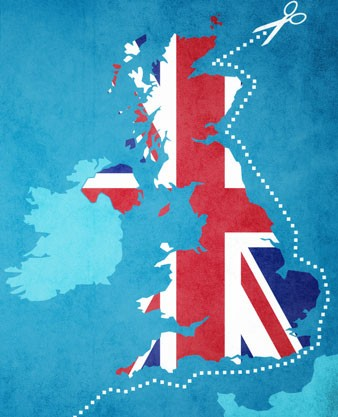 Brexit transport : frontière intelligente