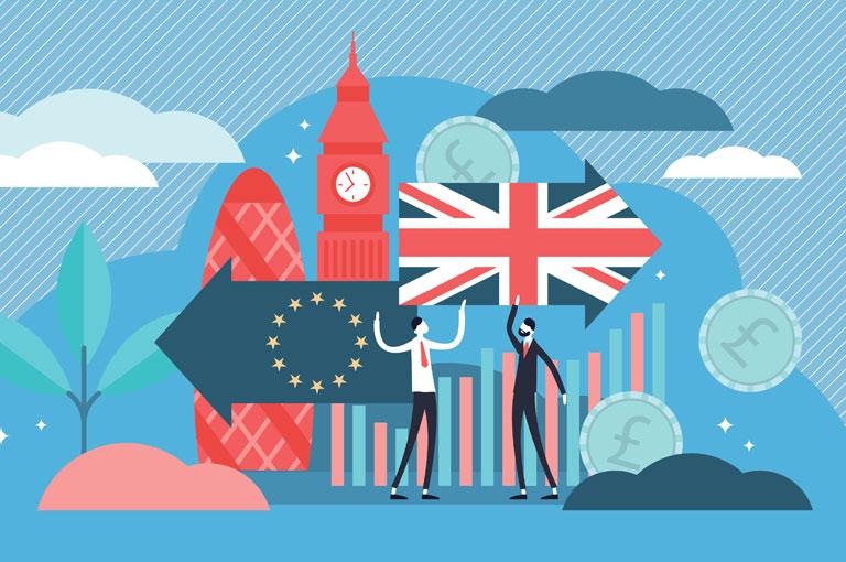 Gestion de la douane avec le brexit
