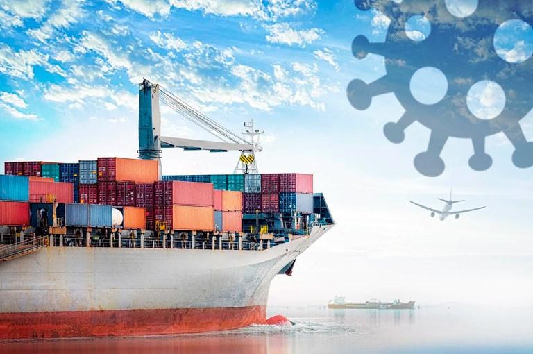 covid-19 transport et logistique