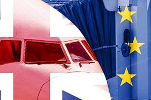 Brexit et transport aérien