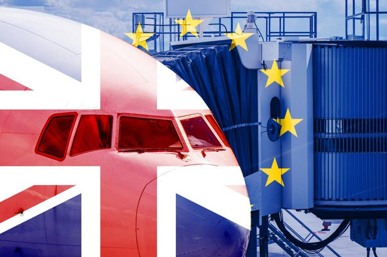 Transport de marchandises et Brexit