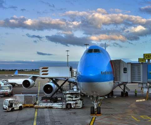 Douane et transport aérien